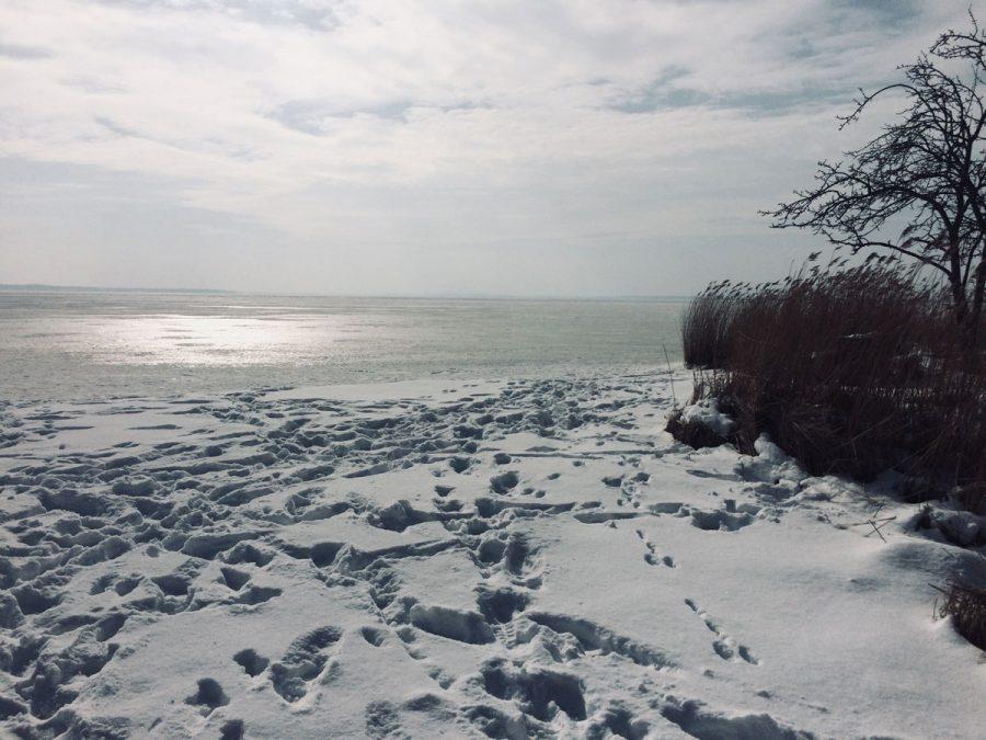 Winter Ostsee Fischland Darss